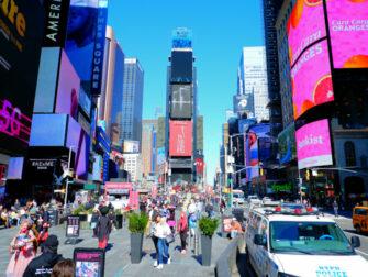 Times Square en Nueva York - De dia