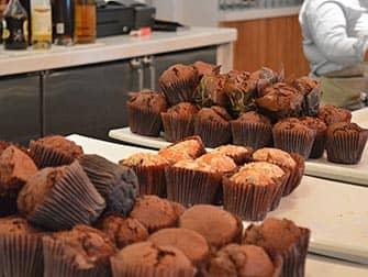 Yotel Hotel en Nueva York - Muffins
