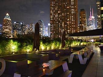 Yotel Hotel en Nueva York - Rooftop