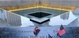 Monumento del 11-S en Nueva York