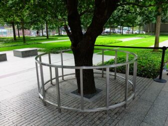 Monumento del 11-S en Nueva York - Survivor Tree