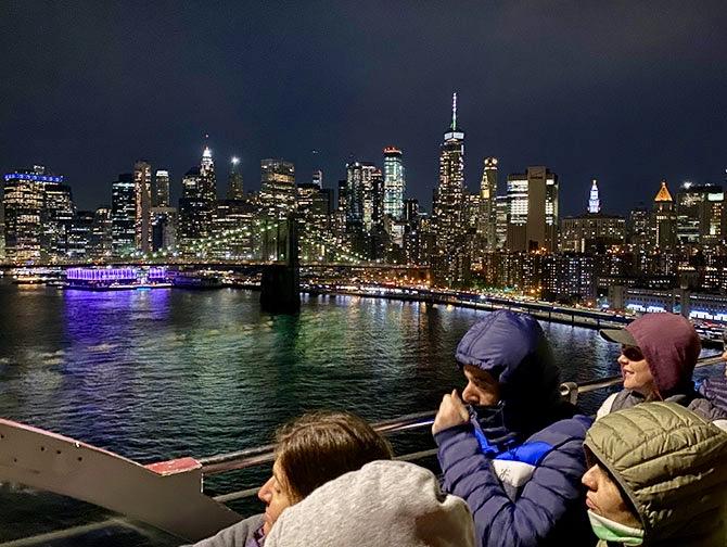 Big Bus en Nueva York - Tour nocturno