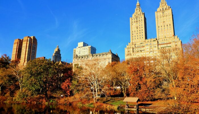 Central Park - Otoño