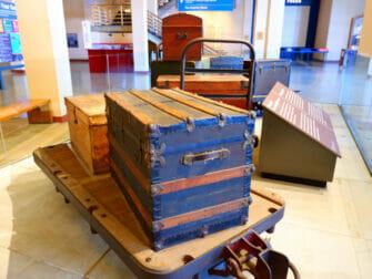 Ellis Island en Nueva York - Museo