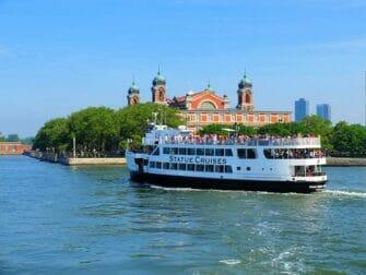 Ellis Island en NYC - Cruceros