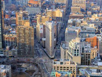 Tickets para el Empire State Building - Vistas del Flatiron