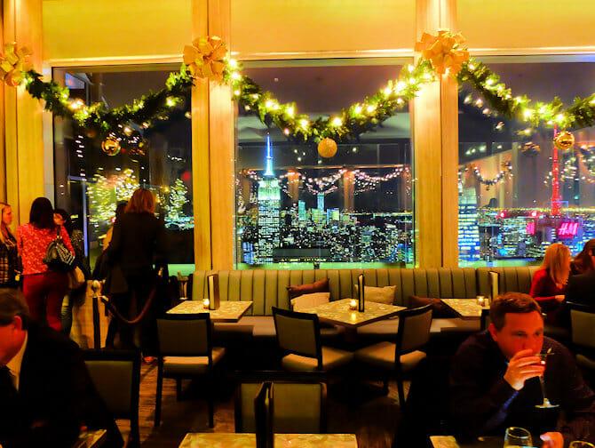Rockefeller Center en Nueva York - Bar SixtyFive