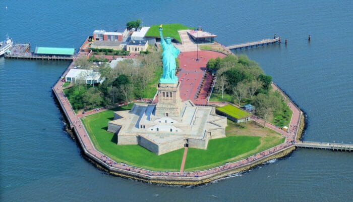 Estatua de la Libertad - Liberty Island