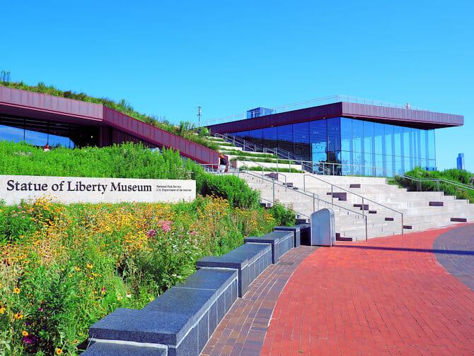 Estatua de la Libertad - Museo