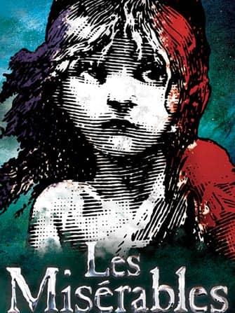 Les Miserables en Nueva York - poster