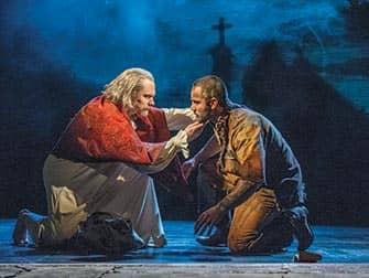 Les Miserables en Broadway Nueva York