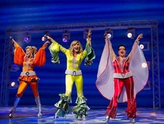 Mamma Mia en NYC - Musical de Broadway