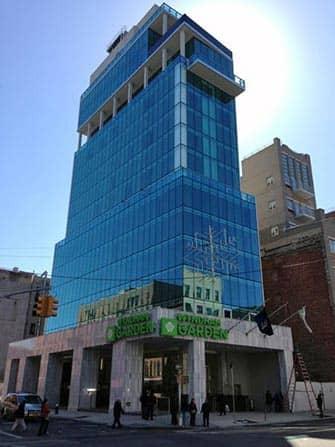 Wyndham Hotel en NYC - edificio