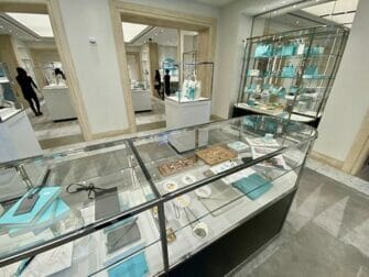 Tiffany & Co. New York - Mostrador