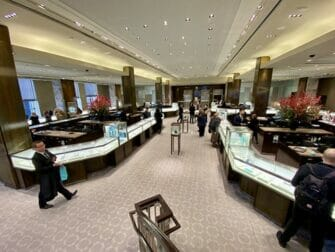 Tiffany & Co. New York - La tienda