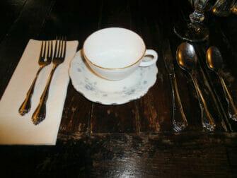 High Tea en Alices Tea Cup - tartas