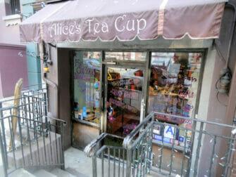 High Tea en Alices Tea Cup - Upper East Side