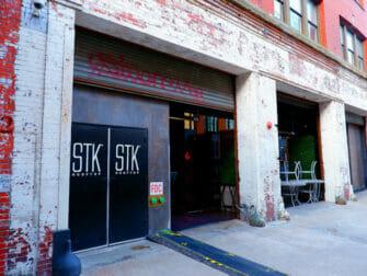 Las mejores hamburguesas de Nueva York - STK