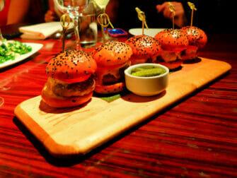 Las mejores hamburguesas de Nueva York - STK Sliders