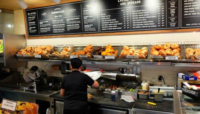 Las mejores cafeterías y bagels de Nueva York - Pick A Bagel