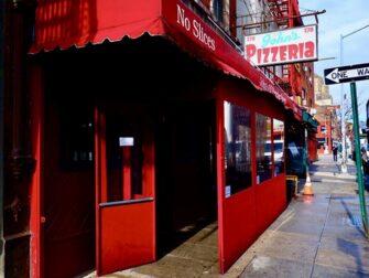 La mejor pizza de Nueva York - John's Pizzeria