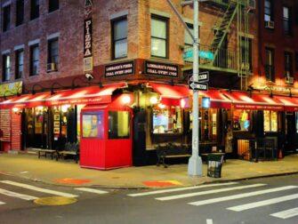 La mejor pizza de Nueva York - Lombardi's