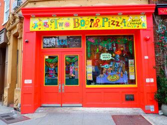 La mejor pizza de Nueva York - Two Boots