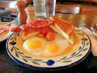 Desayunar en Nueva York - Desayuno en Gemma