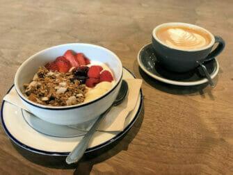 Desayunar en Nueva York - desayuno saludable