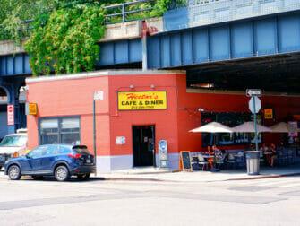 Desayunar en Nueva York- Hector's en Meatpacking