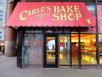 Carlo's Bakery 'Cake Boss' en Nueva York - Carlo's Bake Shop