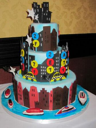Carlo's Bakery 'Cake Boss' en Nueva York - Mi tarta de boda