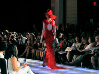 Couture Fashion Week en NYC - Andres Aquino
