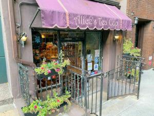 High Tea en Alice's Tea Cup