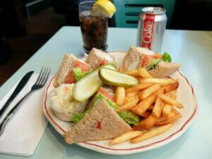 Almuerzo en Nueva York