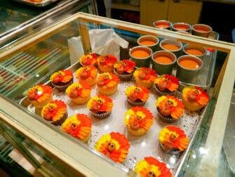 Los mejores cupcakes en Nueva York - Magnolia Bakery cupcakes