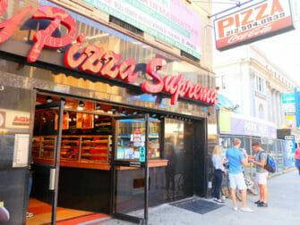 La mejor pizza de Nueva York - NY Pizza Suprema
