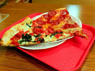La mejor pizza de Nueva York - Pizza NY Pizza Suprema