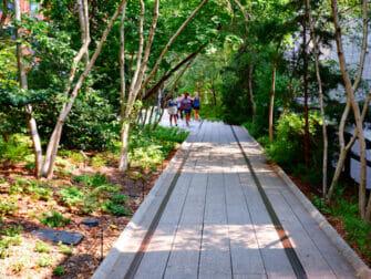Parques en Nueva York - High Line Park