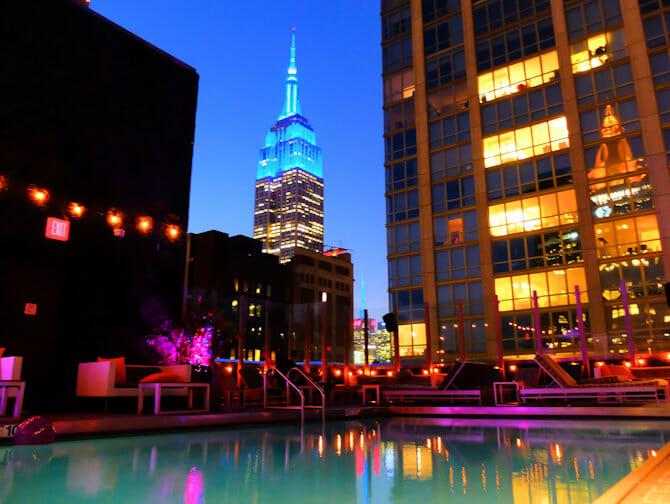Restaurants y bares románticos en Nueva York