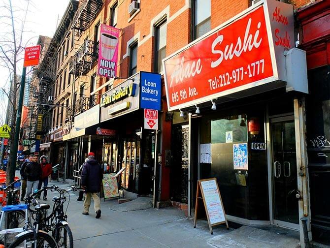 El mejor sushi de Nueva York - Abace
