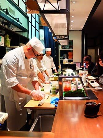 El mejor sushi de Nueva York - Takahachi