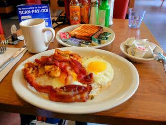 Desayunar en Nueva York - Westway Diner