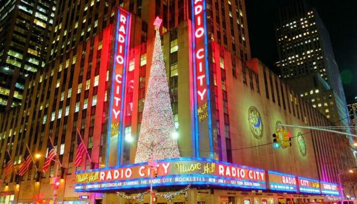 Navidad en NYC - Radio City Christmas Spectacular
