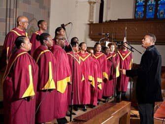 Tours gospel en Nueva York - coro gospel