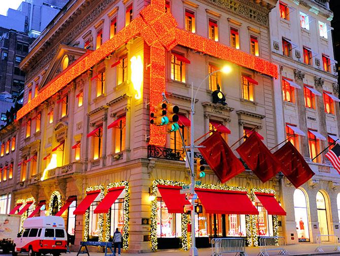 Navidades en Nueva York - Cartier