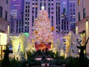 El día de Navidad en Nueva York