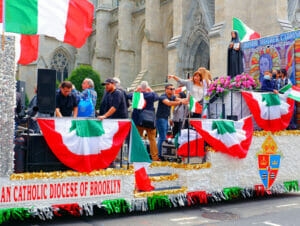 Columbus Day en Nueva York