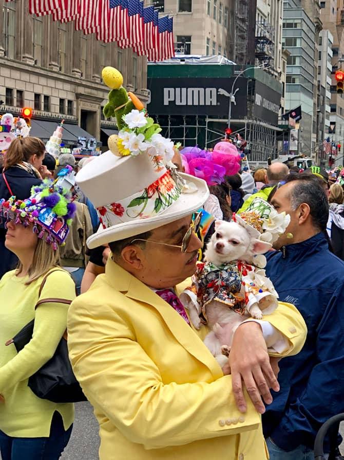 Pascua en Nueva York - Desfile de Pascua