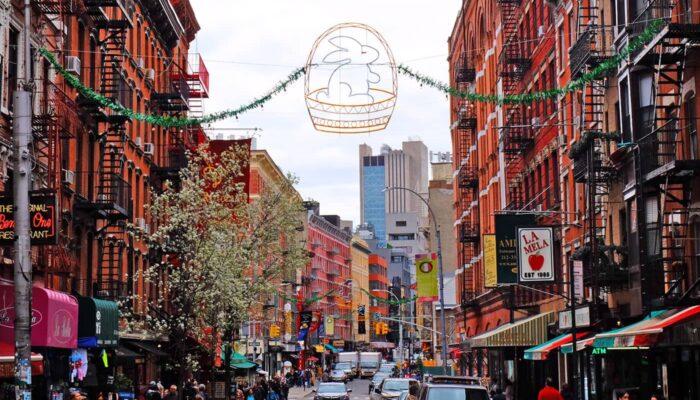 Pascua en Nueva York - Little Italy